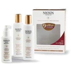 Nioxin For Coloured Fine Hair Kit 3